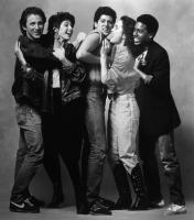 PLAYING FOR KEEPS, Matthew Penn, Marisa Tomei, Daniel Jordano, Mary B. Ward, Leon W. Grant, 1986