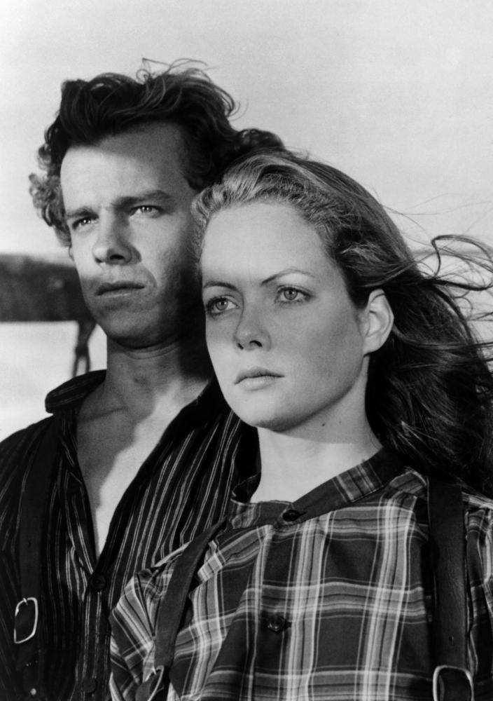 NATE AND HAYES, Michael O'Keefe, Jenny Seagrove, 1983, (c)Paramount