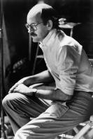 THE MUPPETS TAKE MANHATTAN, director, screenwriter and voice actor Frank Oz, on-set, 1984, ©TriStar Pictures /