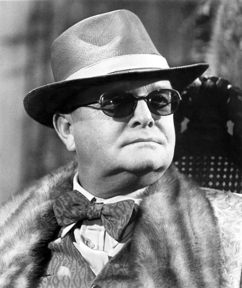 MURDER BY DEATH, Truman Capote
