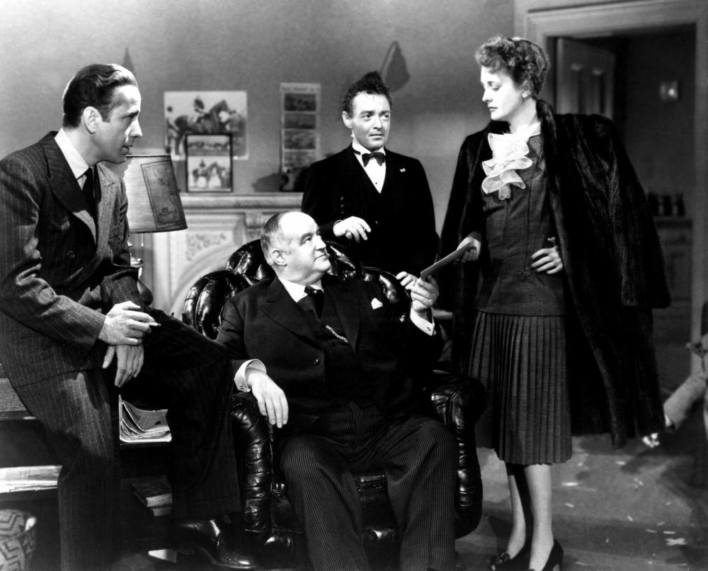 The Maltese Falcon Questions and Answers