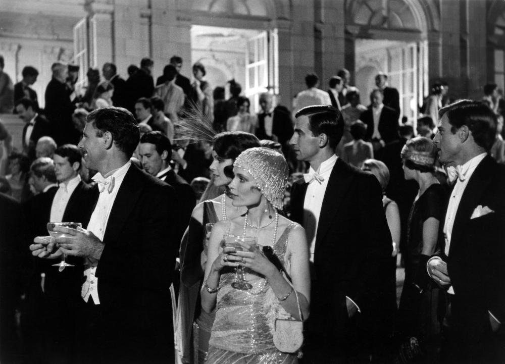 Robert Redford Gatsby Black And White