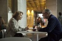 THE SENSE OF AN ENDING, from left: Charlotte Rampling, Jim Broadbent, 2016. © CBS Films