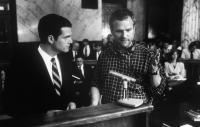 THE CHAMBER, Chris O'Donnell, director James Foley, on-set, 1996, ©Universal /