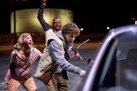 ZOMBIELAND, Jesse Eisenberg (right), 2009. Ph: Glen Wilson/©Columbia Pictures