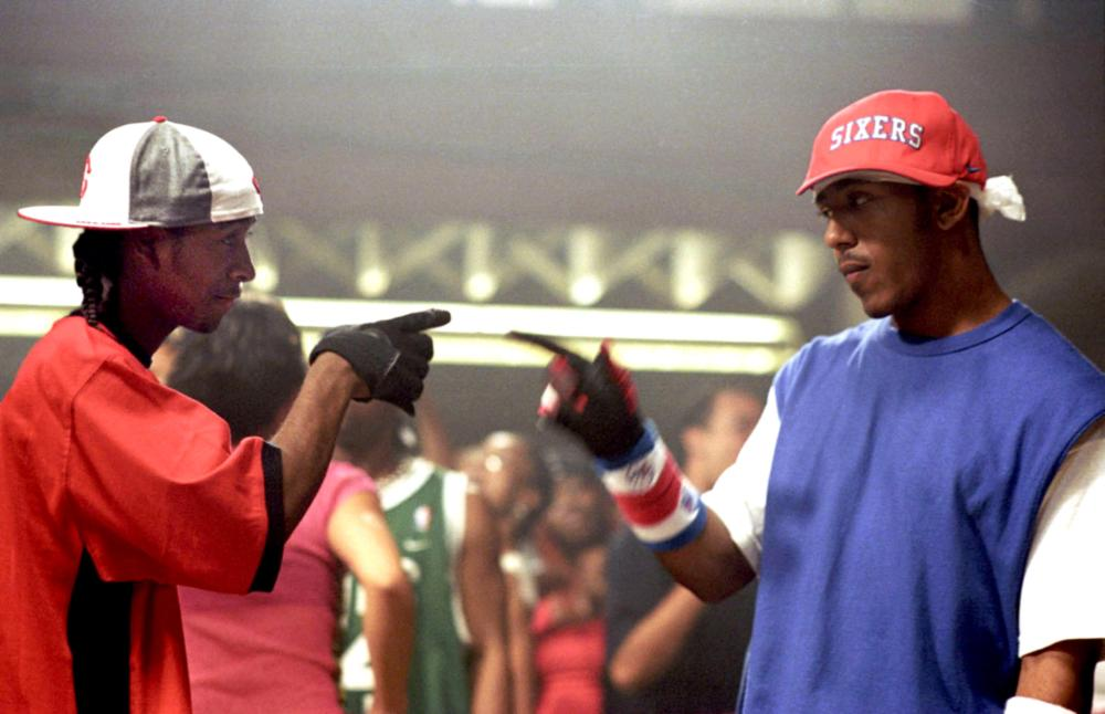 YOU GOT SERVED, Omari Grandberry, Marques Houston, 2004, (c) Screen Gems