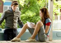 THE YELLOW HANDKERCHIEF, from left: Eddie Redmayne, Kristen Stewart, 2008. ©Samuel Goldwyn Films