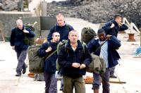WILDERNESS, Stephen Wight, Luke Neal, Adam Deacon,  Sean Pertwee, Richie Campbell, Toby Kebbell 2006.©Momentum Pictures