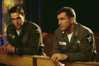 WE WERE SOLDIERS, Chris Klein, Mel Gibson, 2002 (c) Paramount.