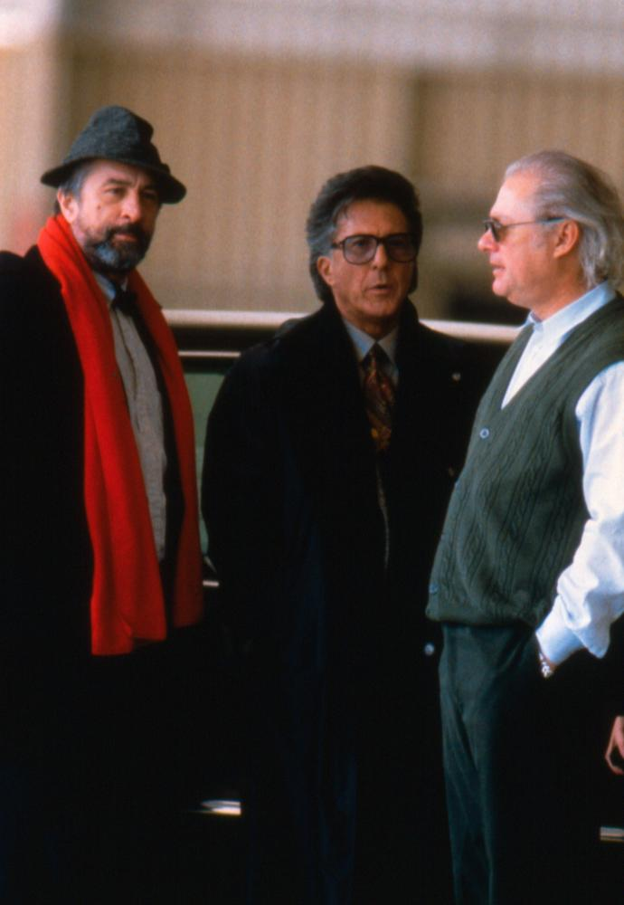 "wag the dog by barry levinson 0 wag the dog (1997) directed by barry levinson this 1997 movie, ""wag the dog"" directed by barry levinson, is based on larry beinhart's book, ""american hero."