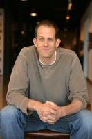 UP, director Pete Docter, on set, 2009. ©Walt Disney Co.