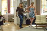 27 DRESSES, director Anne Fletcher, Katherine Heigl, on set, 2008. TM &©20th Century Fox. All rights reserved