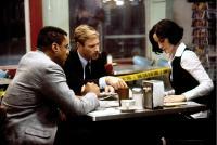 SUSPECT ZERO, Harry J. Lennix, Aaron Eckhart, Carrie-Anne Moss, 2004, (c) Paramount