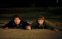 SUPERBAD, Jonah Hill, Michael Cera, 2007. ©Columbia Pictures