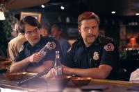 SUPERBAD, Bill Hader, Seth Rogen, 2007. ©Columbia Pictures