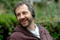 SUPERBAD, producer Judd Apatow, on set, 2007. ©Columbia Pictures