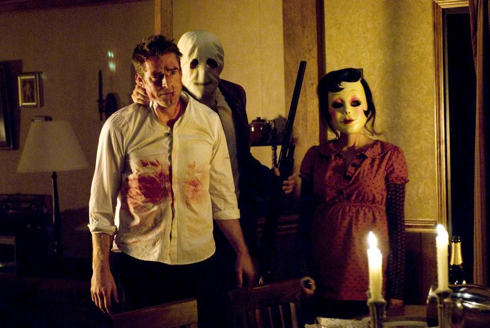 The Strangers Laura Margolis The strangers, from left: