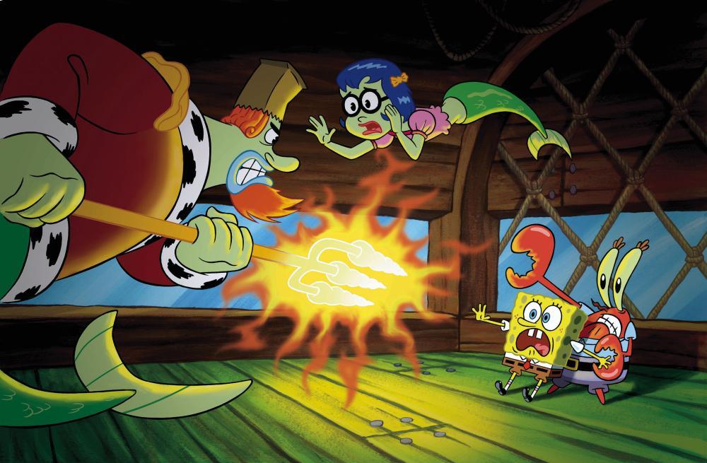 Cineplex.com | The Spongebob Squarepants Movie - A Family Favourites Presentation