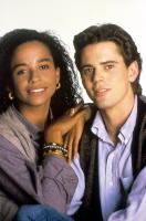 SOUL MAN, from left: Rae Dawn Chong, C. Thomas Howell, 1986, © New World Pictures