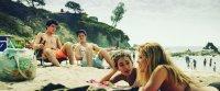 SUMMER OF 8, from left: Matt Shively, Nick Marini, Rachel DiPillo, Natalie Hall, 2016, ©Orion Pictures