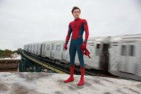 SPIDER-MAN: HOMECOMING, TOM HOLLAND, 2017. PH: CHUCK ZLOTNICK/©COLUMBIA PICTURES
