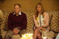 BEATRIZ AT DINNER, FROM LEFT: DAVID WARSHOFSKY, CONNIE BRITTON, 2017. PH: LACEY TERRELL