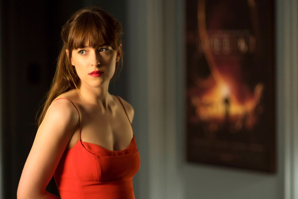 FIFTY SHADES DARKER, DAKOTA JOHNSON, 2017. PH: DOANE GREGORY/©UNIVERSAL PICTURES