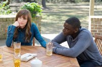 GET OUT, FROM LEFT, ALLISON WILLIAMS, DANIEL KALUUYA, 2017. PH: JUSTIN LUBIN. ©UNIVERSAL PICTURES