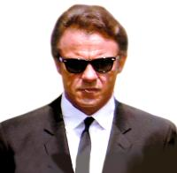 RESERVOIR DOGS, Harvey Keitel, 1992