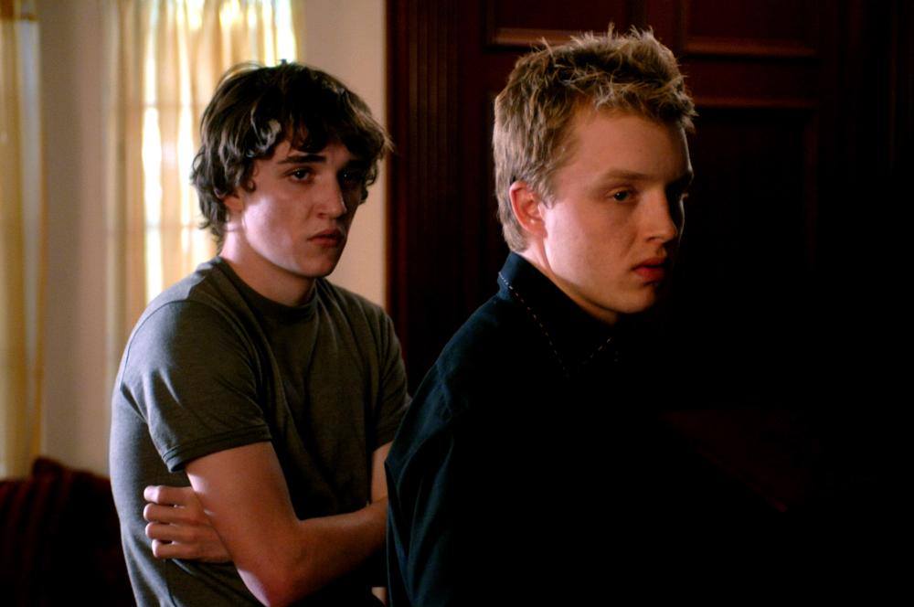RED, from left: Kyle Gallner, Noel Fisher, 2008. ©Magnolia Pictures