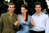 THE PRINCESS DIARIES 2: ROYAL ENGAGEMENT, Callum Blue, Anne Hathaway, Chris Pine, 2004, (c) Buena Vista