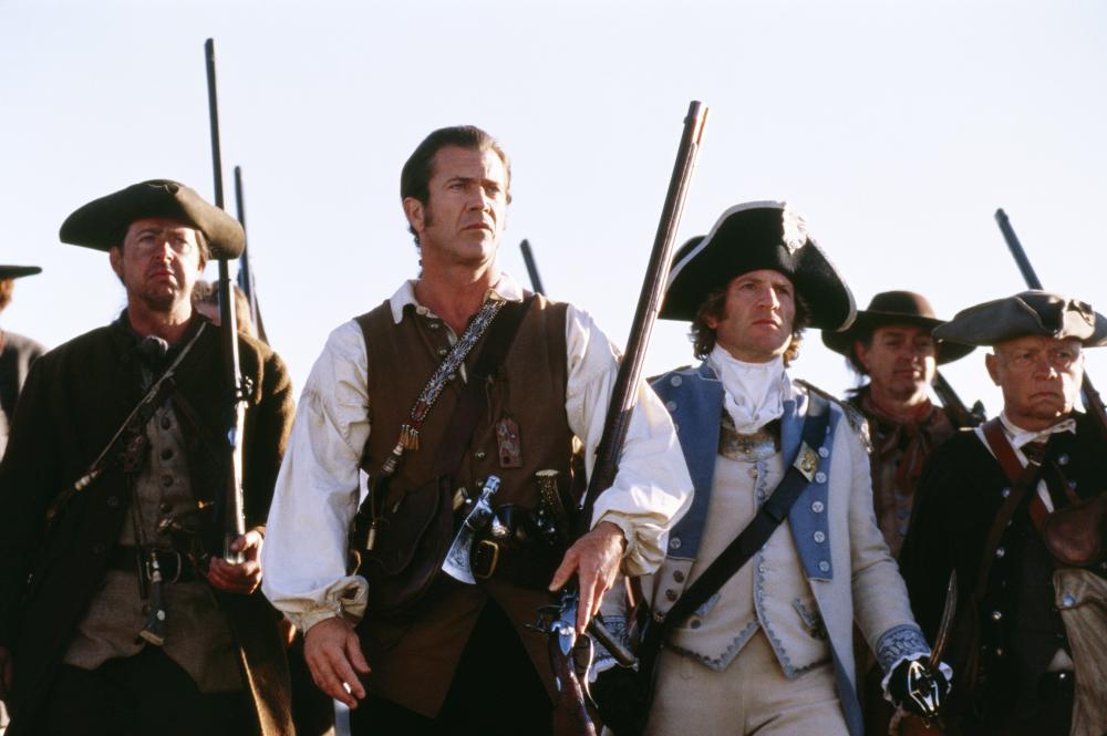 The patriot movie essay