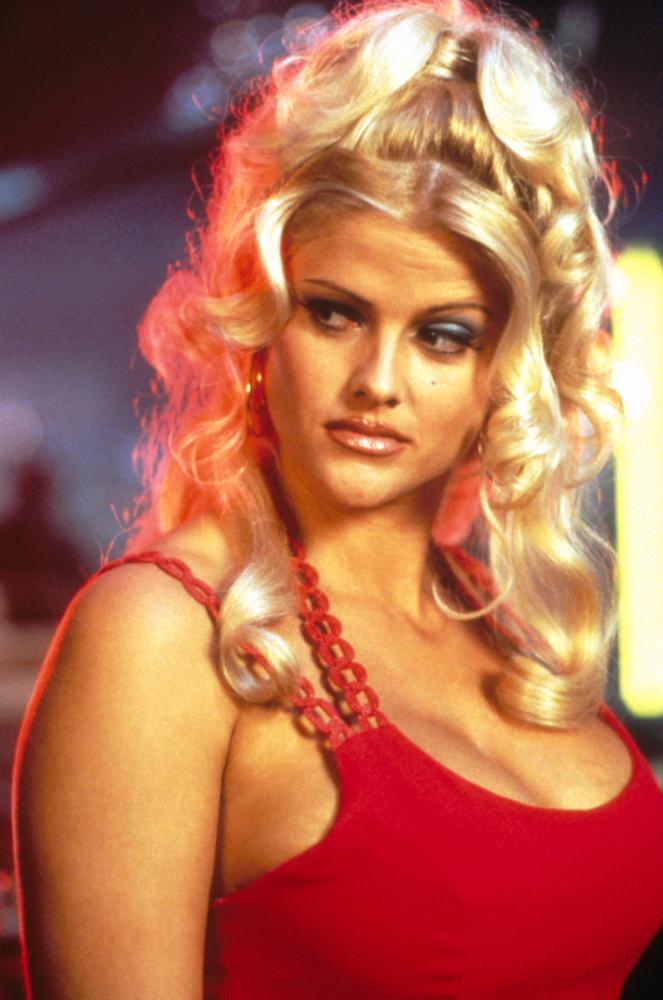 Anna Nicole Smith hardcore nude compilation