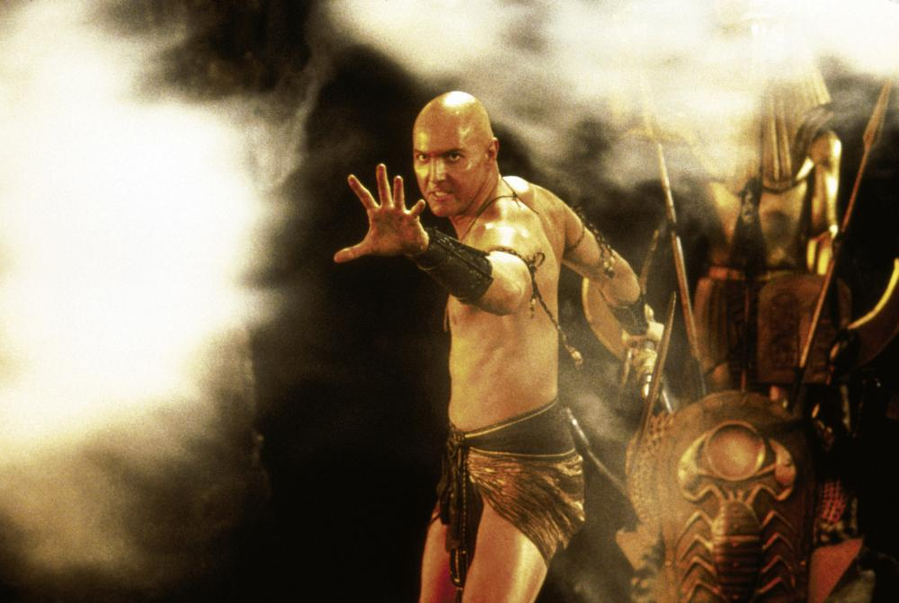 THE MUMMY RETURNS, Arnold Vosloo, 2001. ©Universal