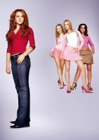MEAN GIRLS, Lindsay Lohan, Rachel McAdams, Amanda Seyfried, Lacey Chabert, 2004, (c) Paramount