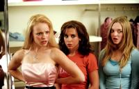 MEAN GIRLS, Rachel McAdams, Lacey Chabert, Amanda Seyfried, 2004, (c) Paramount