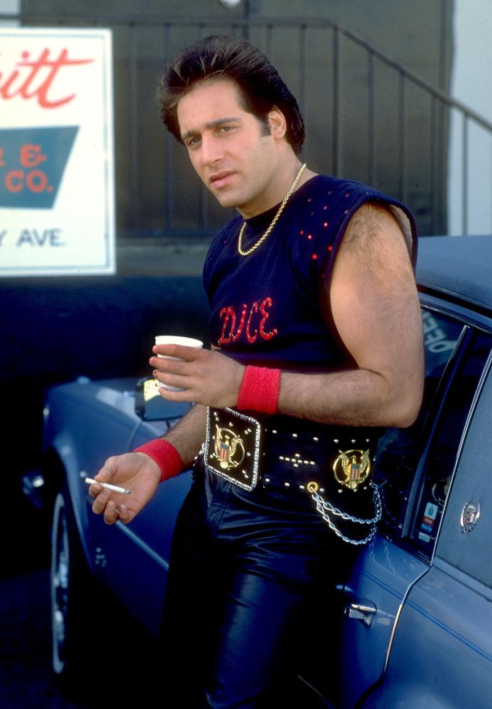 MAKING THE GRADE, Andrew Dice Clay, 1984, (c) Cannon Films
