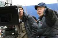 LUST, CAUTION, (aka SE, JIE), cinematographer Rodrigo Prieto, director Ang Lee, on set, 2007. ©Focus Features