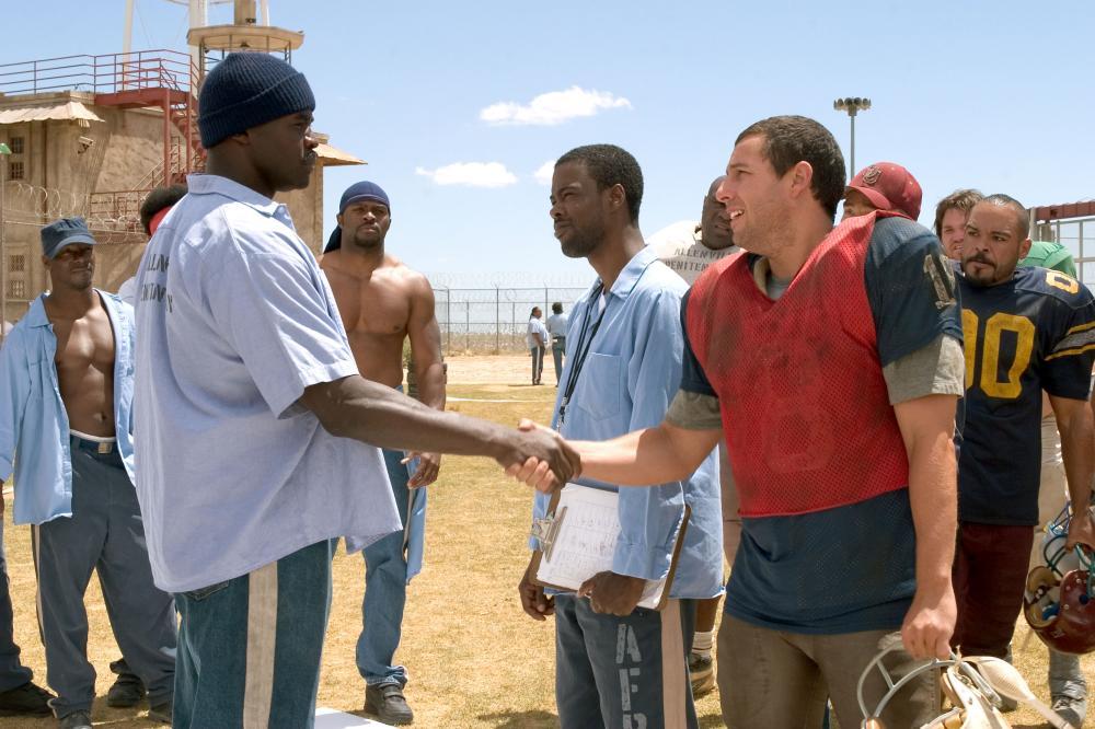 Cineplex.com   Michael Irvin The Longest Yard 2005