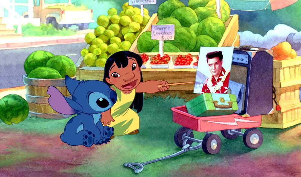 LILO & STITCH, Stitch, Lilo, 2002 (c) Walt Disney.
