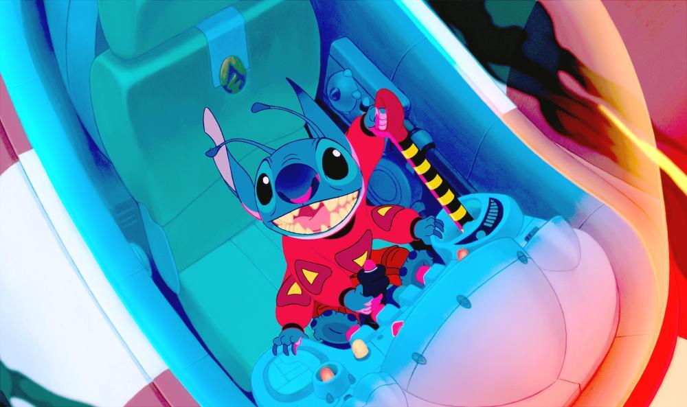 LILO & STITCH, Stitch, 2002 (c) Walt Disney.