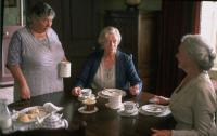 LADIES IN LAVENDER, Miriam Margolyes, Maggie Smith, Judi Dench, 2004