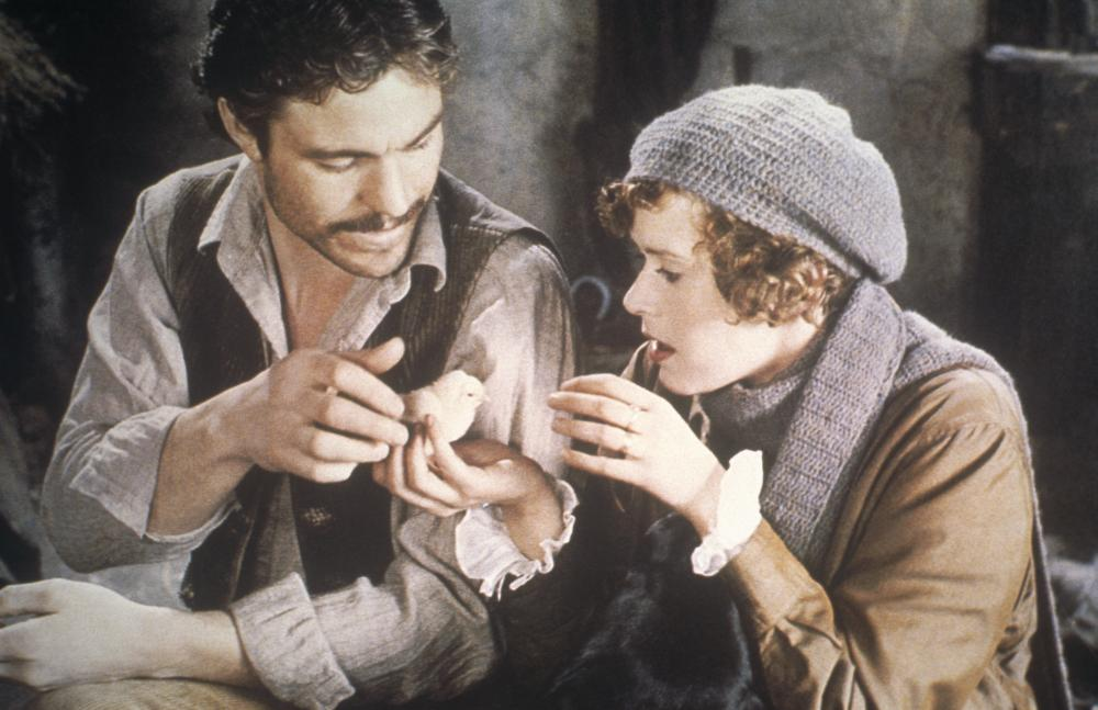 LADY CHATTERLEY'S LOVER, Nicholas Clay, Sylvia Kristel, 1981, (c) Cannon Films