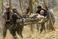 RAMBO, (aka RAMBO: TO HELL AND BACK, aka JOHN RAMBO), Graham McTavish (on stretcher), 2008. ©Lionsgate