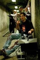 HOSTEL, Director Eli Roth, on set, 2005, ©Screen Gems