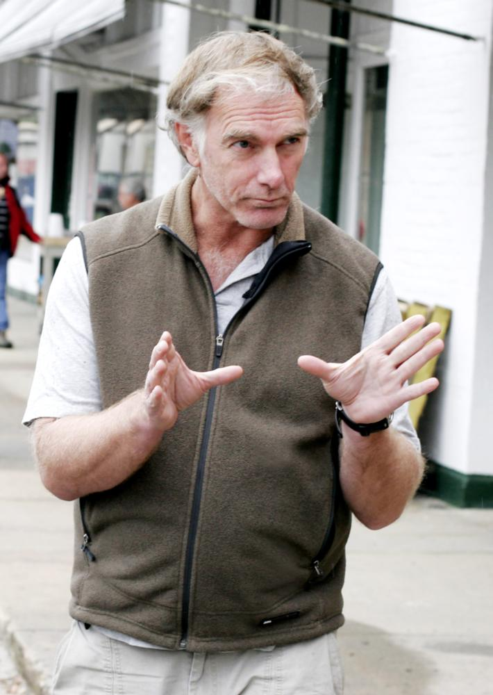 HONEYDRIPPER, director John Sayles, on set, 2007. ©Emerging Pictures