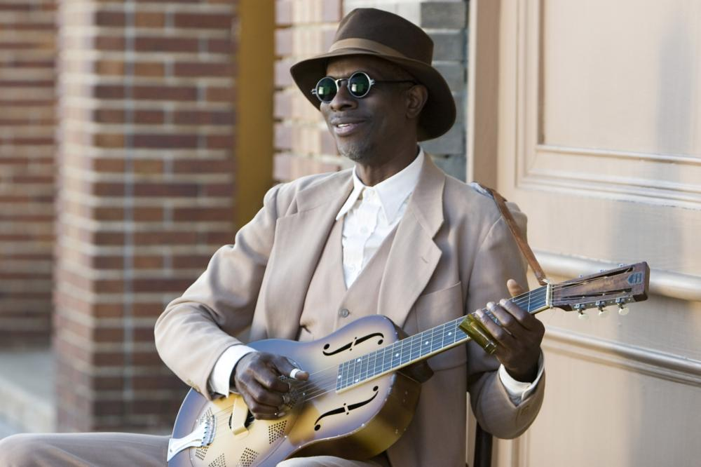 HONEYDRIPPER, Keb' Mo', 2007. ©Emerging Pictures
