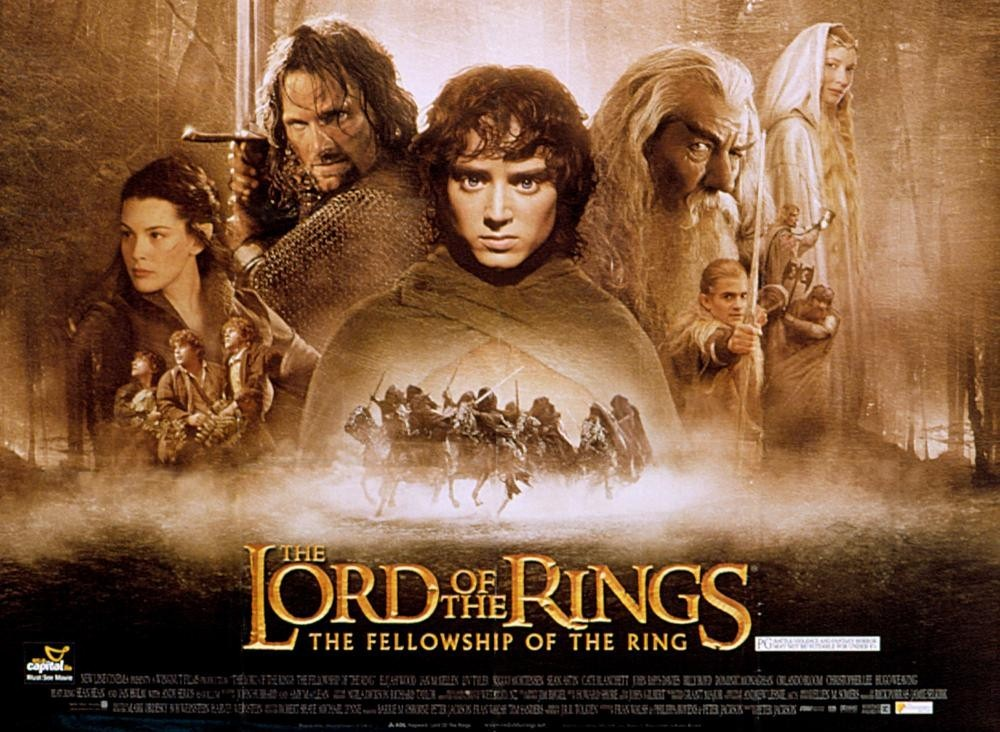 Watch Fellowship Of The Rings Extended Online