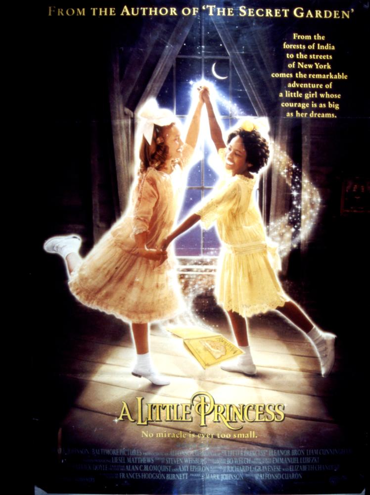 A LITTLE PRINCESS, Liesel Matthews, movie poster art, 1995. (c)Warner Bros.