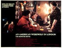 AMERICAN WEREWOLF IN LONDON, AN, David Naughton, Griff      in Dunne, Lila Kaye, 1981